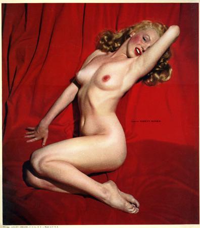 секс фото мерлин монро